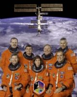 STS-110 Official NASA Crew Portrait